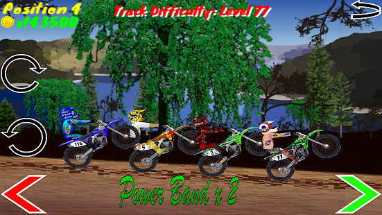 PRO MX MOTOCROSS 2- screenshot thumbnail