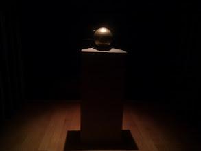 Photo: Nikola Tesla's ashes!