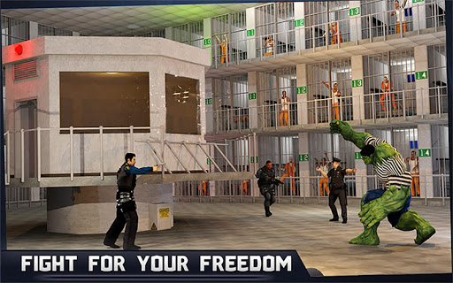 Incredible Monster Hero: Super Prison Action Games 4.5 screenshots 6