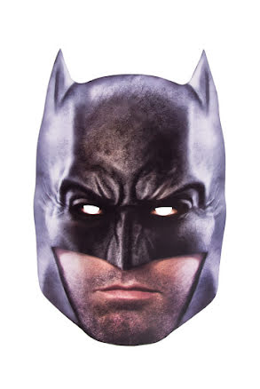 Pappmask, Batman