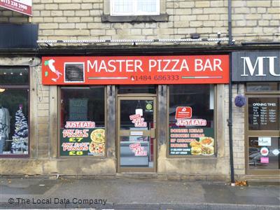 Master Pizza Bar On Huddersfield Road Fast Food Takeaway