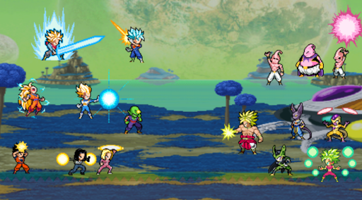 Super saiyan power goku final 1.3 Screenshots 4