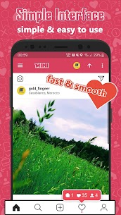 Mini for Instagram™ ~ Mini IG ❤️  Apk Download for Android 3