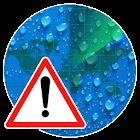 Alerta de lluvia Europa icon