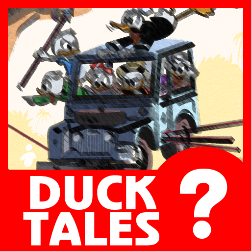Guess DuckTales Trivia Quiz (game)