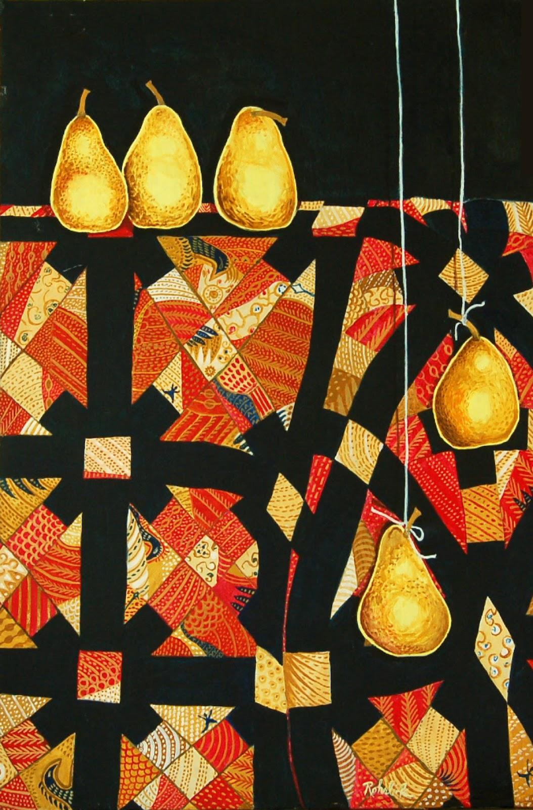 088 -Balinese Quilt #1-, 24- x 36-,  acrylics on canvas (2).jpg