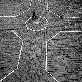 by Milos Krsmanovic - Black & White Street & Candid