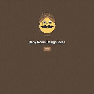 Nápady na design dětských pokojů - náhled