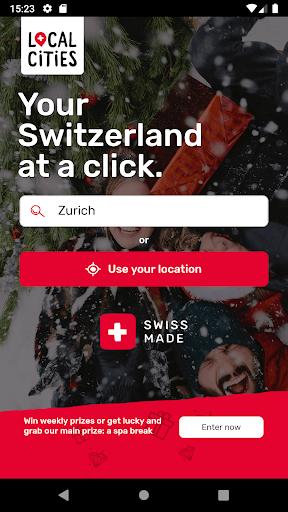 Localcities. Swiss municipalities 3.3.0 screenshots 1