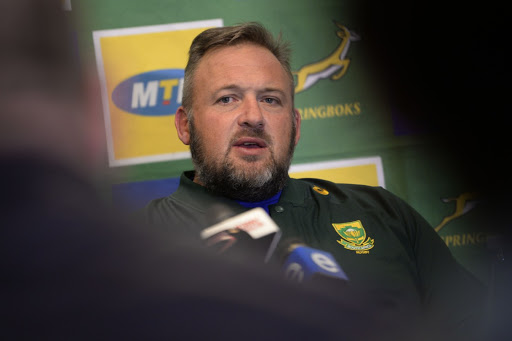 Matt Proudfoot on back foot over doping among Boks