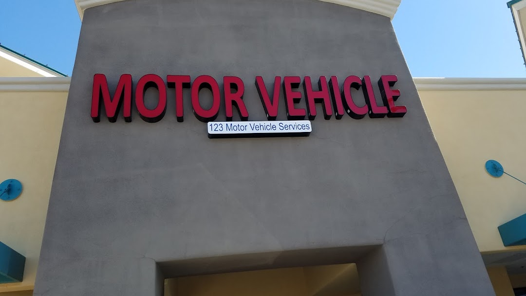 3rd Party Dmv >> 123 Motor Vehicle Services Tags Title And Registration
