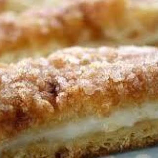 Crescent Roll Cheese Coffee Cake