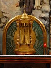 Photo: Capilla del obispado: Sagrario