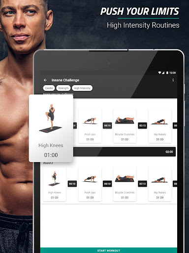 Spartan Home Workouts - No Equipment 4.3.38 Screenshots 19