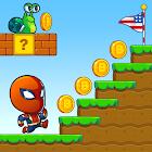 Super Jacky's World - Free Run Game
