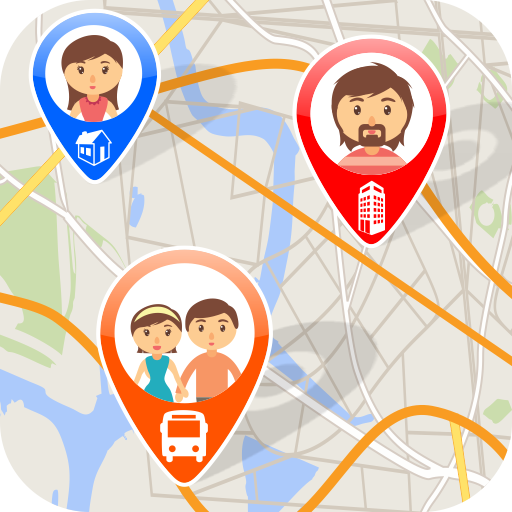 Find My Friends-Family Locator