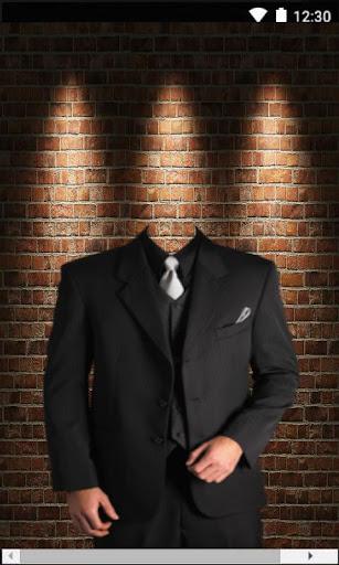 Man Suit Photo Editor FREE