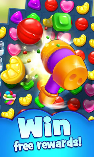 Code Triche Candy Blast Mania - Match 3 Puzzle Game apk mod screenshots 4