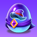 Merge Witches - merge&match to discover calm life icon