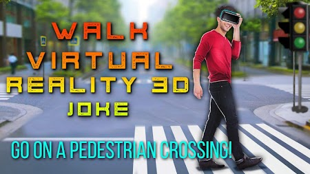 Walk Virtual Reality 3D Joke APK screenshot thumbnail 3
