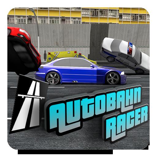 Autobahn Racer Auto Rennen