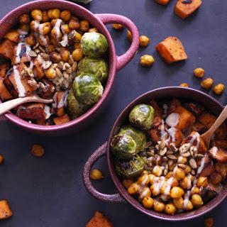 Wonderful Winter Veggie Bowls (Vegan, GF).