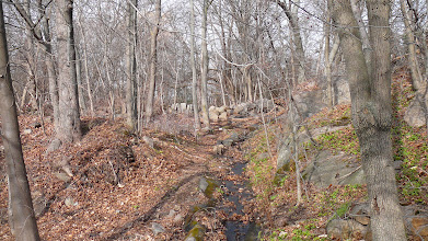 Photo: 'Scotch Pond Brook' Looking Up from Granite St