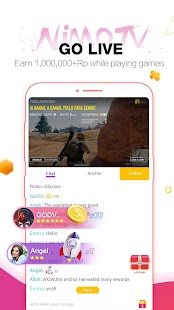 Nimo TV for Streamer - Go Live Screenshot