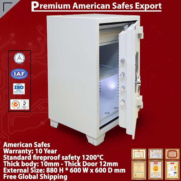 Safe box hotel made in Viet Nam