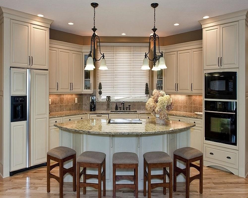 جزیره در آشپزخانه 4