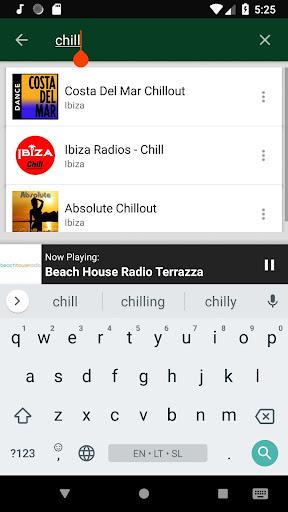 Ibiza Radio Stations screenshot 5