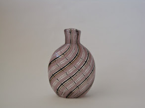 Photo: Murano perfume bottle. Attributed to Martens
