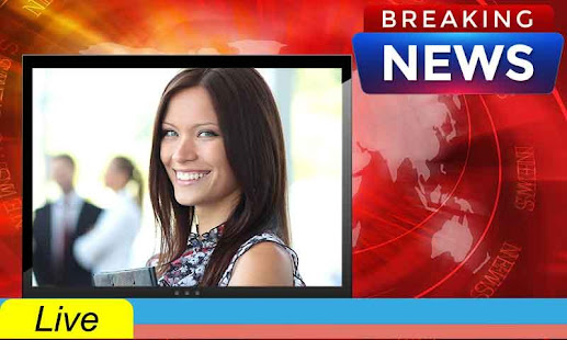 Download Breaking News Photo Frames For PC Windows and Mac apk screenshot 2