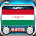 RÁDIO HUNGRIA ESTAÇÕES icon