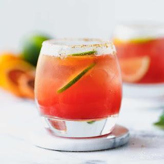 Blood Orange Margarita Recipe (Sugar Free) Recipe
