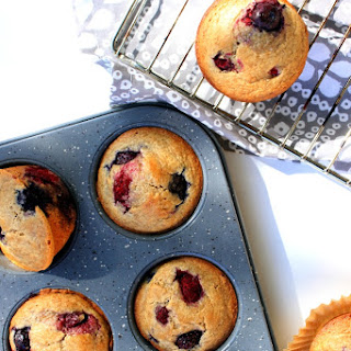 Healthy Berry Oatmeal Muffins Recipes
