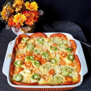 Diet Vegetable Casserole