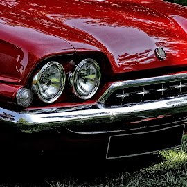 CPCS car detail 05 by Michael Moore - Transportation Automobiles