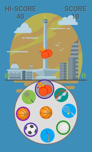 Wheel Of Sport - Asian Games Indonesia 2018 1.0 screenshots 2