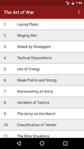The Art of War 1.3 screenshots 1