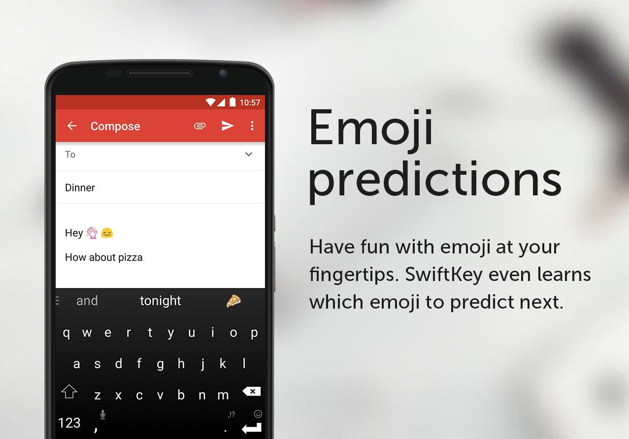 SwiftKey Keyboard- screenshot