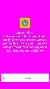 Litecoin farm - Best paying LTC faucet - náhled