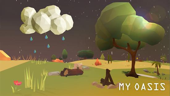 My Oasis - Grow Sky Island Screenshot