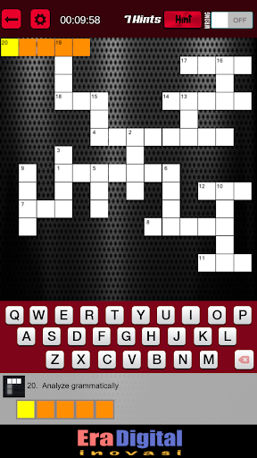 Crossword Puzzle  screenshots 4