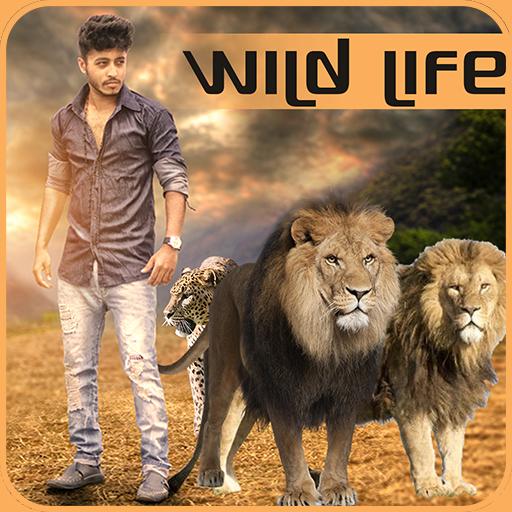 Wild Animal Photo Editor