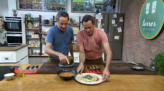 `Torres en la cocina` homenajea este miércoles a la cocina almeriense