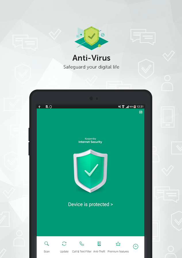 Kaspersky Internet Security- screenshot