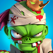 Tải Game King of  Zombie