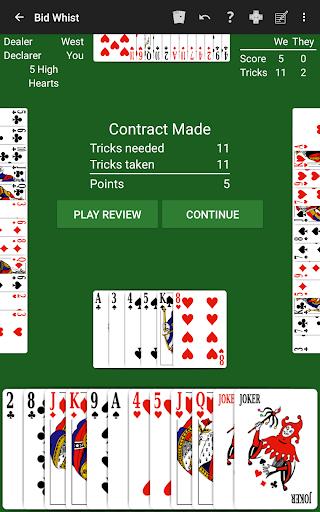Bid Whist by NeuralPlay 3.01 screenshots 19