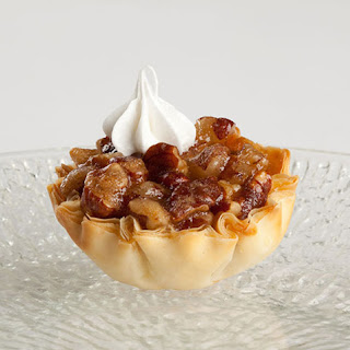 Phyllo Dough Pecan Pies Recipes